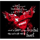 "T-Shirt – ""Wounded Heart"""